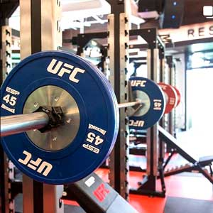 UFC Performance Center in Las Vegas